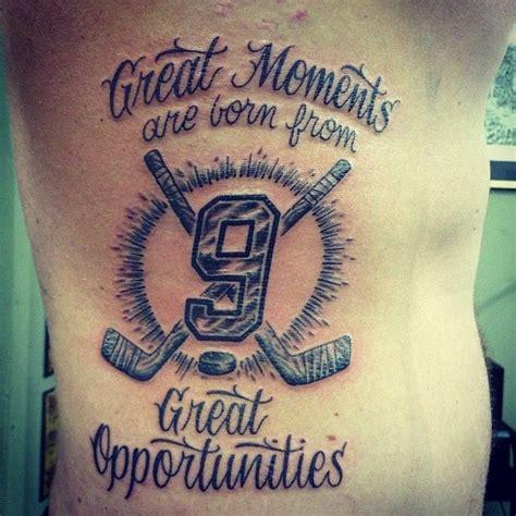 ice hockey tattoo designs best 25 hockey tattoos ideas on secret