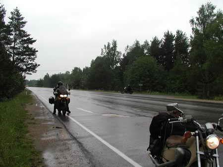 Motorrad Fahren Polen by Motorradtouren Litauen
