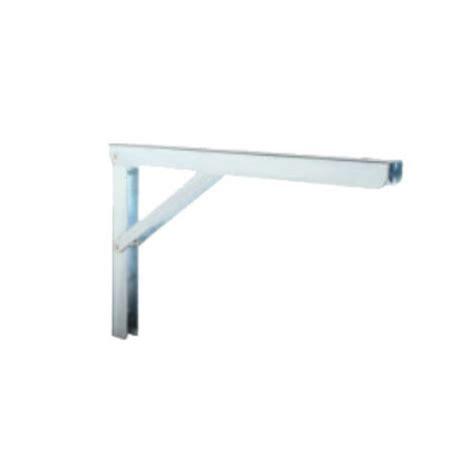 knape and vogt 206 folding l bracket 12 quot zinc 206 zc 12
