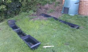 Raised Garden Bed Bottom - rebuild garden wall build shed foundation repointing bricklaying job in nottingham