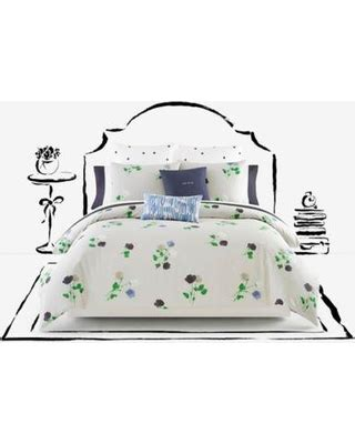 kate spade bedding sale fall is here get this deal on kate spade new york willow court twin comforter set in