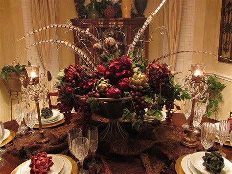 dining room flower arrangements embellishments by slr small change big impact in the