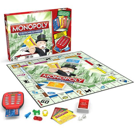 monopoly bank card monopoly electronic banking from who what why