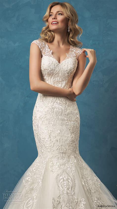 Mermaid Gown mermaid wedding dresses 2017 fashion dresses