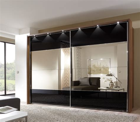 Stanley Mirrored Closet Door by Sliding Wardrobe Mirror Doors