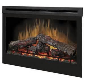 32 electric fireplace insert 32 8 quot dimplex self trimming electric fireplace insert