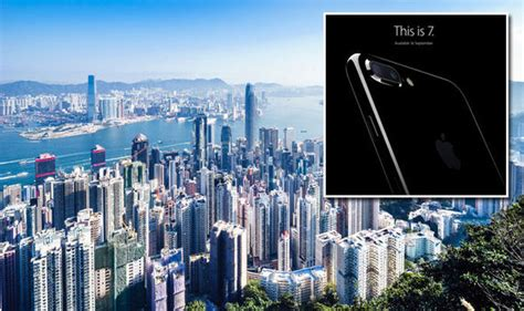 apple x hong kong apple s new iphone 7 slogan has a very rude meaning in