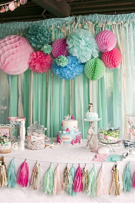 Karas  Ee  Party Ee    Ee  Ideas Ee   Littlest Mermaid  Ee  St Ee    Ee  Birthday Ee    Ee  Party Ee