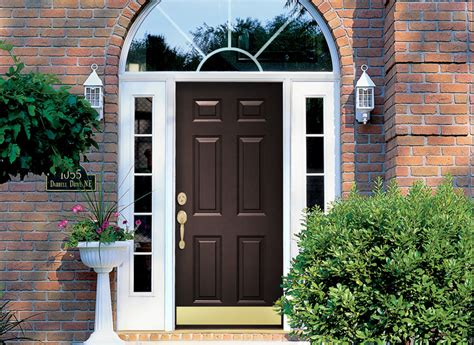 Replacing A Exterior Door Exteriors Arlington Va Door Replacement