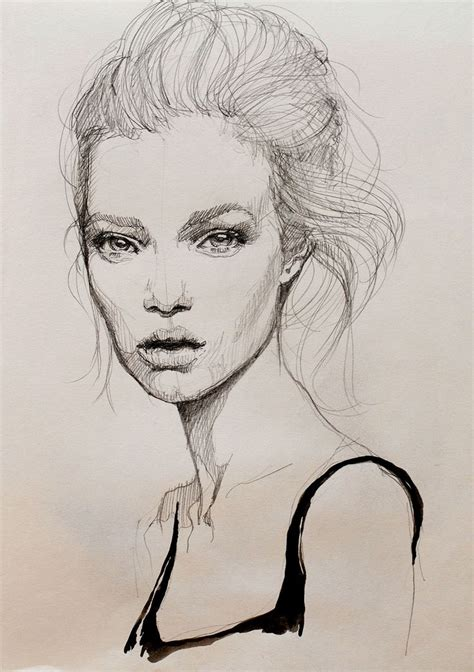 Sketches Faces by Pin By Tello On Ilustraci 243 N