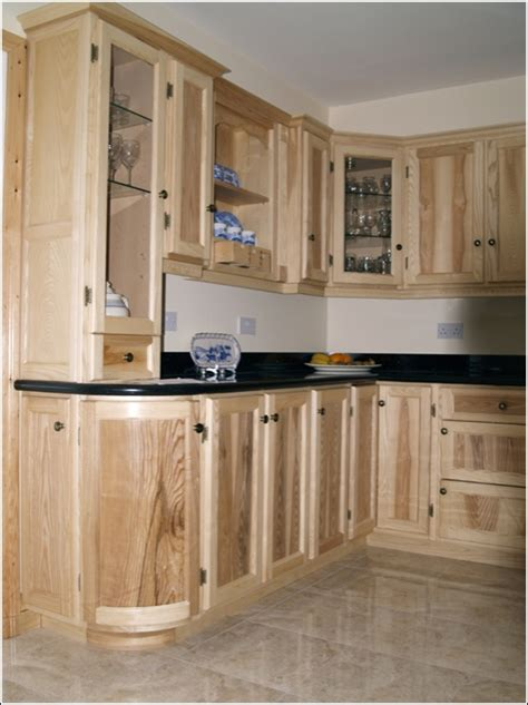 Solid Wood Kitchen Cabinet Pine Unfinished Kitchen Cabinets 35 Ideas About Handmade Kitchen Cabinets Ward Log Homes