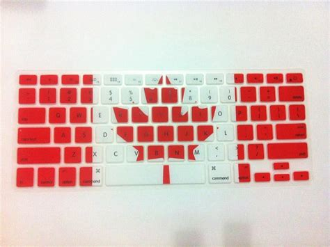Pelindung Keyboard Protector Country Flag Macbook Pro Retina 15 4 Inch canada ca flag silicone keyboard cover for apple macbook air pro retina 13 15 17 for mac