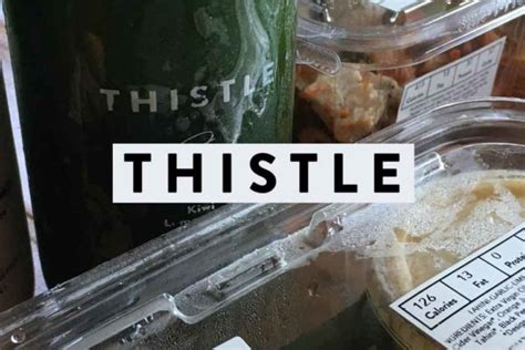 thistle food coupon