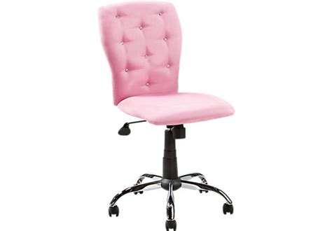 kids pink desk chair lucille pink desk chair seating pink