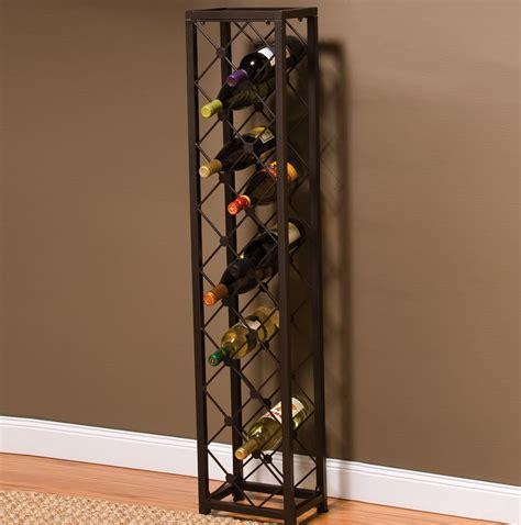 Black Wine Racks by Black Wine Rack Tower Home Design Ideas