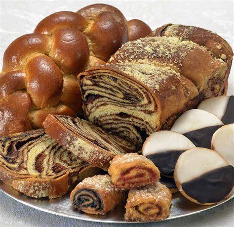 Jewish Gift Baskets Kosher Bakery Classics Gift Basket