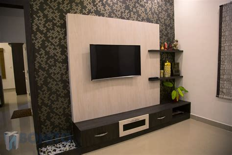 tv units designs mr vivek malhotra s villa hoskote bonito designs