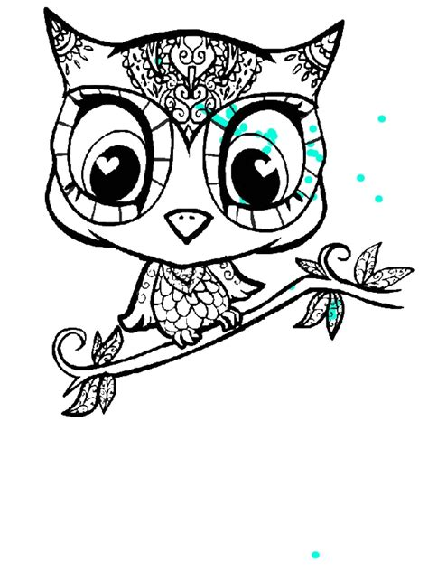 Cartoon Owl Coloring Pages Cliparts Co Coloring Pages 10 Year Olds