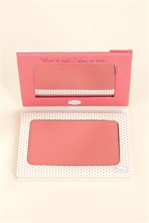 The Balm Instain Swiss Dot Blush the balm instain swiss dot blush powder blush 22 00