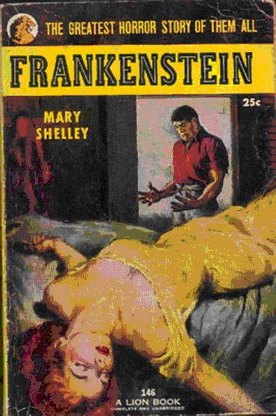 frankenstein of a chion books the reader
