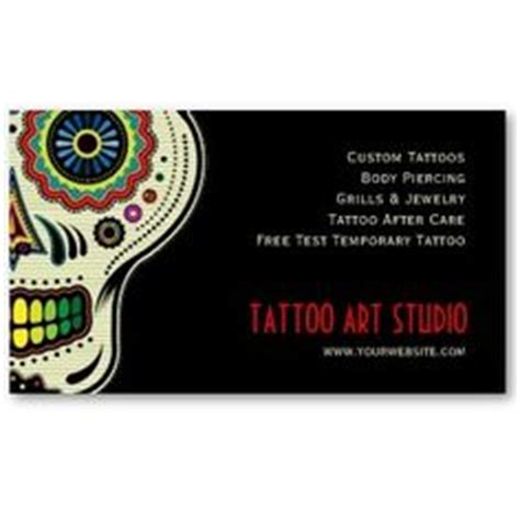 tattoo business name ideas 1000 images about tattoo business cards on pinterest