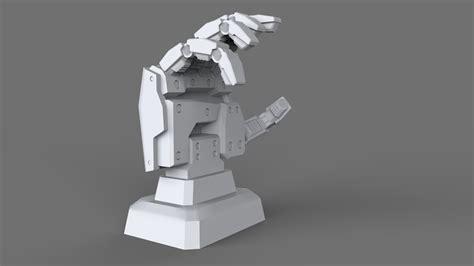 Dusan Saric - Gundam hand P