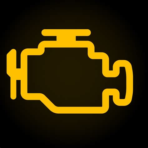 check engine light on and off warning lights mean engine repair