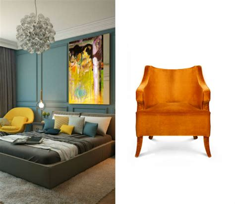find the best velvet armchair for your bedroom