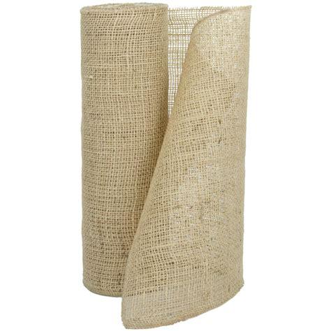 10 yards burlap roll 14 quot burlap fabric roll ivory 10 yards jrh14 02