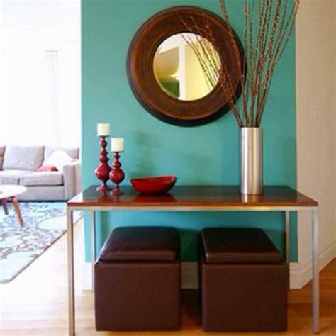 chocolate and turquoise living room great colors teal against brown cool modern design and colorful living room