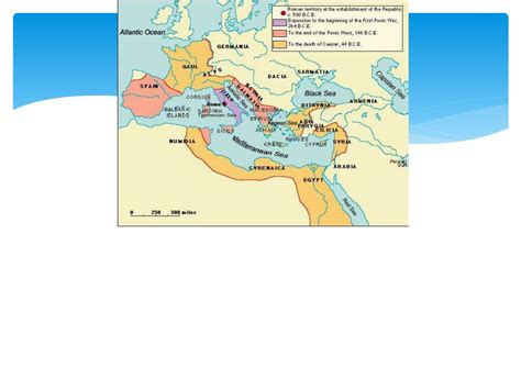 Ppt The Roman Republic Amp The Punic Wars Powerpoint