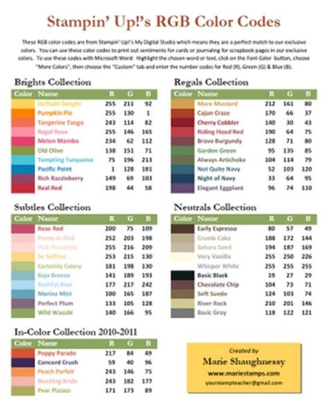 32 best images about rgb codes on color codes colour chart and warm colors