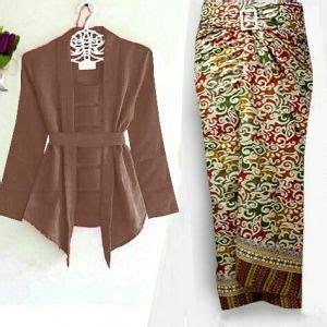 model baju batik terbaru baju batik terbaru coklat wallpaper