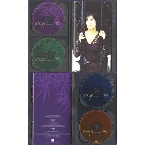 Enya Set enya only time the collection uk box set 457548