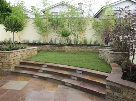 Split Level Garden Ideas Split Level Garden Design And Landscaping