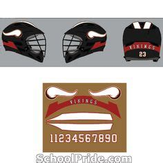 lacrosse helmet wrap template 1000 images about lacrosse decal kits on