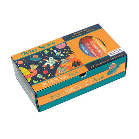 doodlebugz photography colour me space puzzle by doodlebugz notonthehighstreet