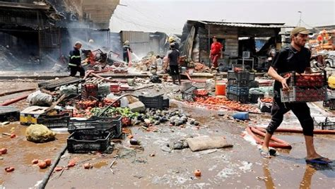 Baghdad Hit by Car Bomb, at Least 8 Reported Dead | News ... Iraq 2017