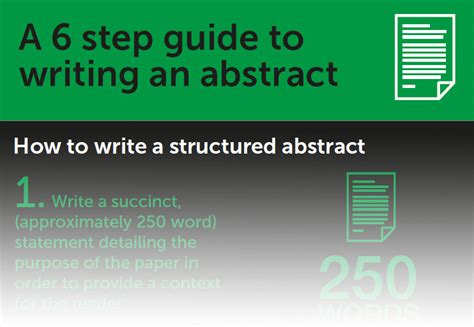 how do i write an abstract for a research paper how to write an abstract part 1