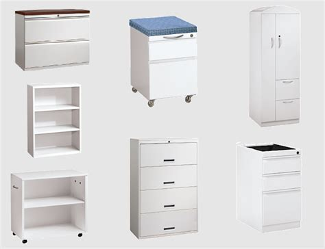 Cubicle Cabinet by File Cabinets Storage Solutions Remanufactured Office