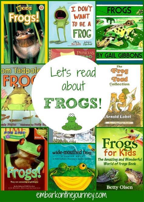 frog picture books free frog printable and activities for grades prek 1