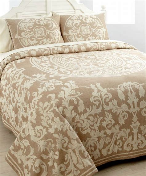 Antique Dining Room Sets For Sale by Cody Direct Chloe Cotton Jacquard Full Bedspread Khaki