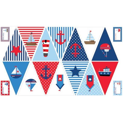 printable bunting flag 22 best images about sailor theme on pinterest red white