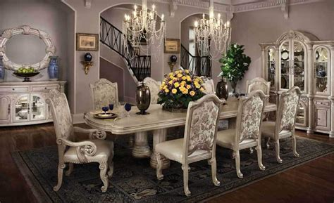 Elegant Dining Room | how to make your dining room feel like poetry the