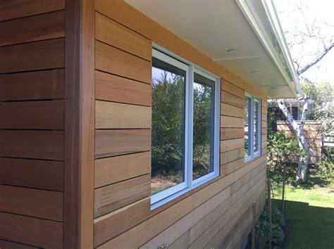 corner  trim cedar siding patio   wood