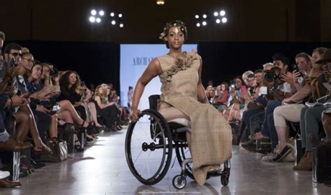 Stakes Claim In The Fashion Industry by This Nyfw Show Just Raised The Stakes For Diversity