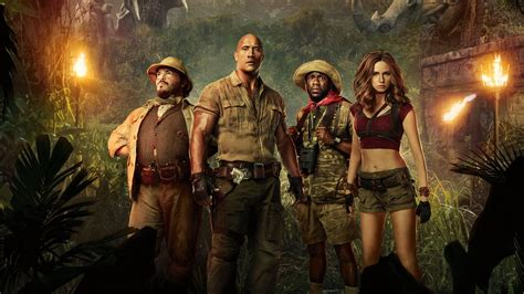download film jumanji gratis jumanji welcome to the jungle 2017 movie wallpapers hd
