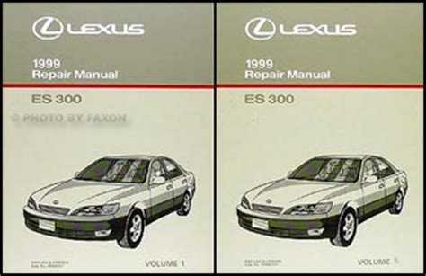 old car repair manuals 2010 lexus es free book repair manuals 1999 lexus es 300 wiring diagram manual original