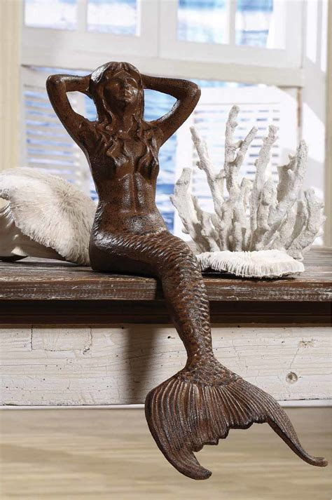 Mermaid Home Decor by 40 Pieces Of Mermaid Decor That Will You And Your