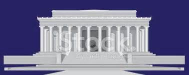lincoln memorial center lincoln memorial center ilustraci 243 n vectorial detallada